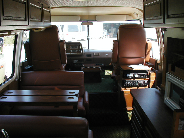 1000 images about gmc motorhome project on pinterest lounge areas nice and ceiling effect - Nice interior pic ...